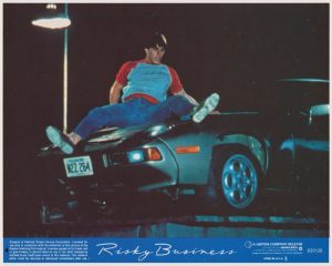 Risky Business (1983) USA Lobby Card 04 NSS 830126