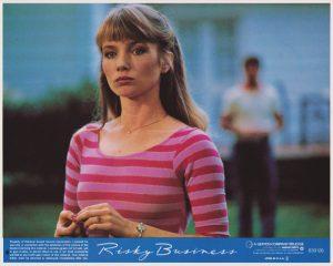 Risky Business (1983) USA Lobby Card 06 NSS 830126
