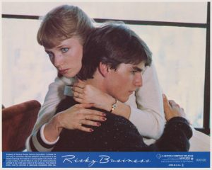 Risky Business (1983) USA Lobby Card 07 NSS 830126