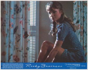 Risky Business (1983) USA Lobby Card 08 NSS 830126