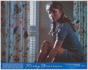 Risky Business (1983) USA Lobby Card 08 NSS 830126