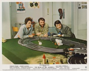 The Mind of Mr. Soames (1970) Lobby Card A