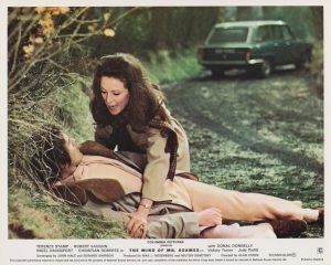 The Mind of Mr. Soames (1970) Lobby Card B