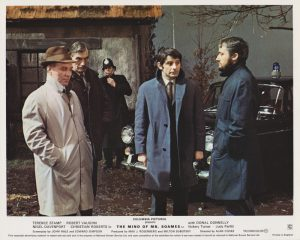 The Mind of Mr. Soames (1970) Lobby Card D