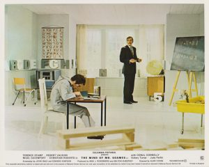 The Mind of Mr. Soames (1970) Lobby Card E