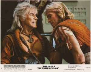 Star Trek II - The Wrath of Khan (1982) USA Lobby Card 05 (NSS 820086)