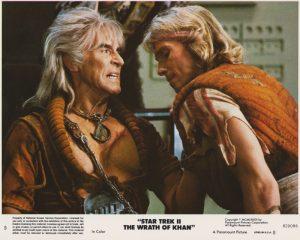 Star Trek II - The Wrath of Khan (1982) USA Lobby Card 05 (NSS 820086)