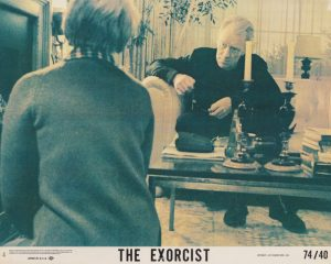 The Exorcist (1974) USA Lobby Card #04 (NSS 74-40)