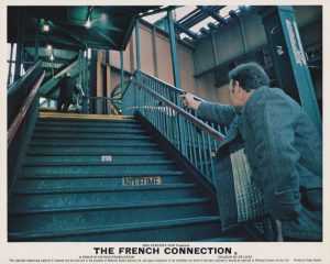 The French Connection (1971) [UK] Card A