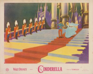 Cinderella (1950) UK Front of House Card A
