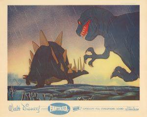Disney's Fantasia (1940) lobby card