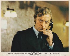Get Carter (1971) UK Front of House Lobby Card A