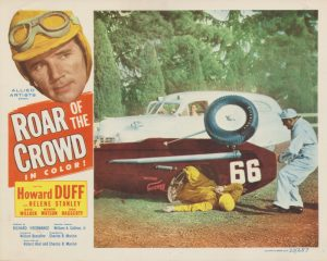 Roar of the Crowd (1953) USA Lobby Card NSS release 53/257