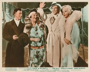 Singin' in the Rain (1952) UK Front of House Card