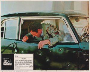 The Godfather (1972) USA Lobby Card #08 NSS 72-54
