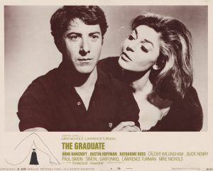 The Graduate (1967) USA Lobby Card #04 NSS 68-26