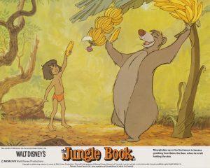 The Jungle Book (1967) [1983 re-release] Card A