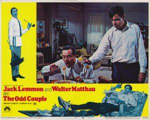 The Odd Couple (1968) USA Lobby Card #05 NSS release 68-163