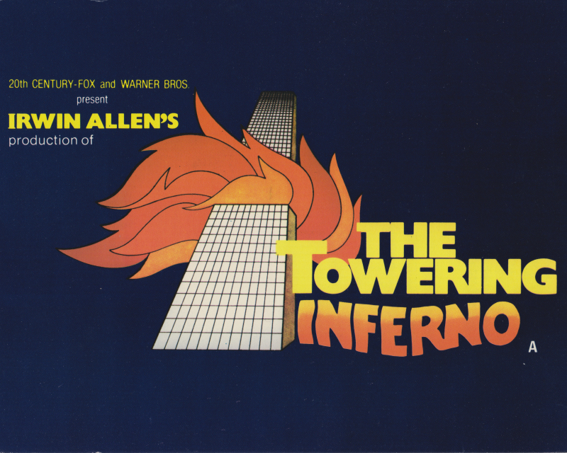 The Towering Inferno (1974) A [Title Card]
