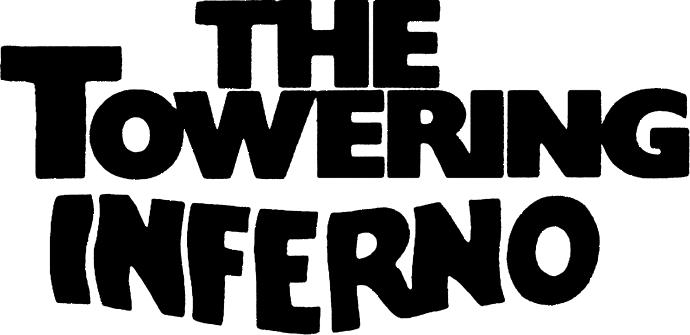 The Towering Inferno (1974) [film logo]