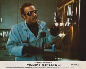 Thief (1981) [aka Violent Streets] UK Lobby Card 04
