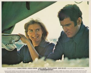 Candice Bergen with Charles Grodin