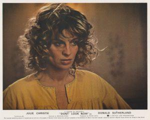 Julie Christie stars as Laura Baxter