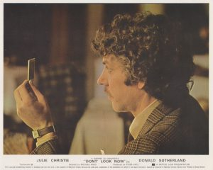 Donald Sutherland stars as John Baxter