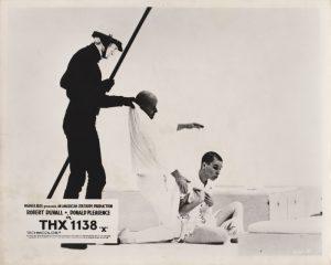THX 1138 (1971) Vintage Press Kit Photograph A