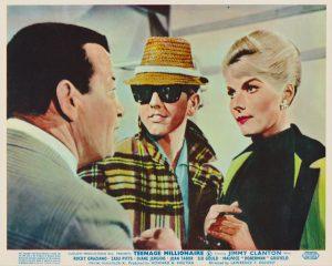 Teenage Millionaire (1961) UK Lobby Card A