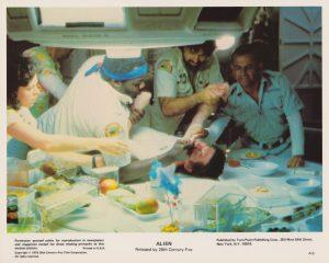 Alien (1979) USA Lobby Card ref. A-5