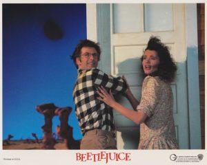 Alec Baldwin with Geena Davis