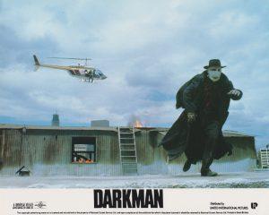 Darkman (1990) UK Lobby Card A