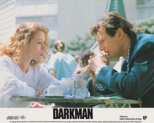Frances McDormand with Liam Neeson