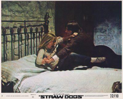 Straw Dogs lobby card #03