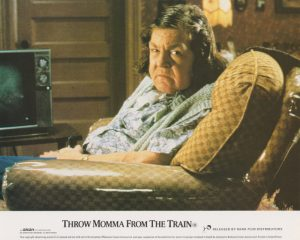 Anne Ramsey received an Academy Award nomination for her performance