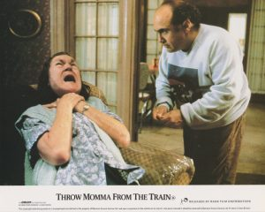 Oscar-nominated Anne Ramsey with Danny DeVito