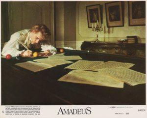 Amadeus (1984) USA Lobby Card #05
