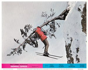 Snowball Express (1972) UK Front of House Lobby Card #07
